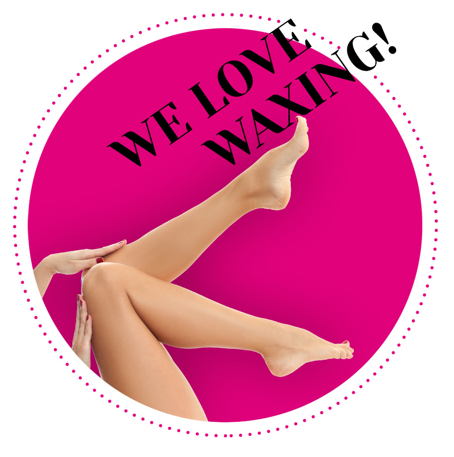 We love Brazilian waxing